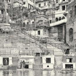 Panchaganga ghat en Varanasi