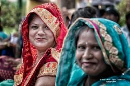 Novia en Delhi - 2018