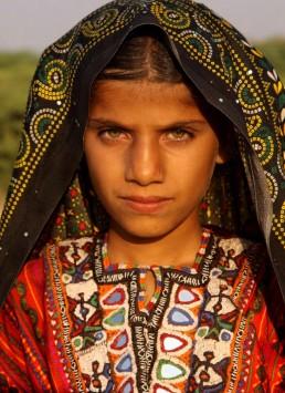 Chica de Guyarat