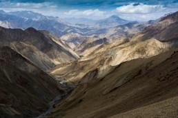 Panoramica en Ladakh